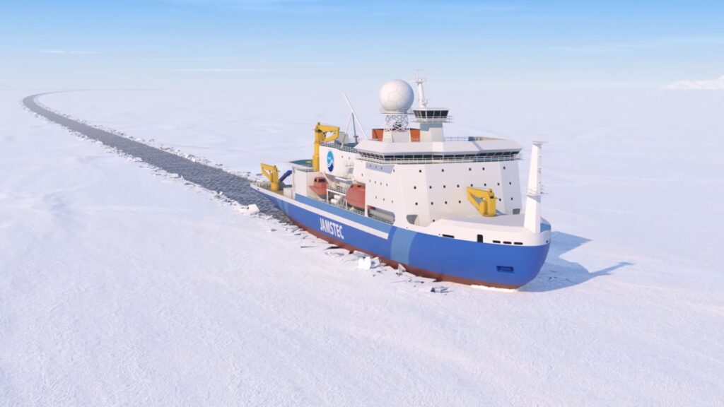 Japan to get LNG-fueled icebreaker for Arctic research