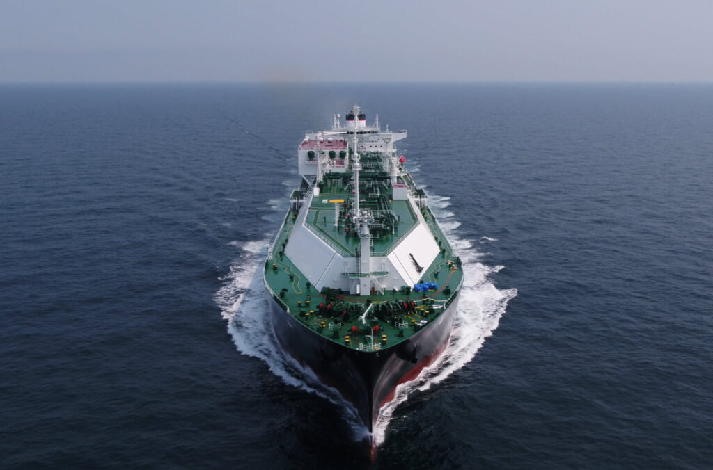 New LNG carrier Energy Integrity delivered to Alpha Gas