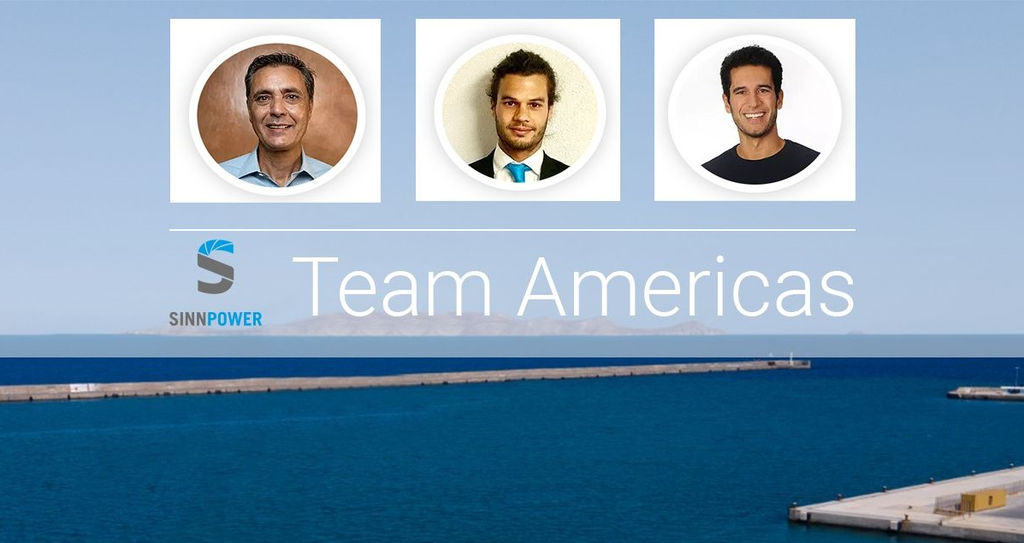 SINN Power's Americas team (Courtesy of SINN Power)