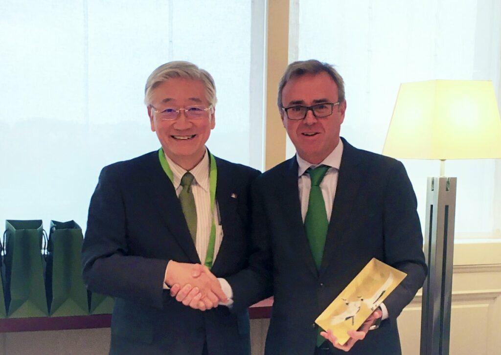 Mitsubishi, Iberdrola to push green hydrogen projects