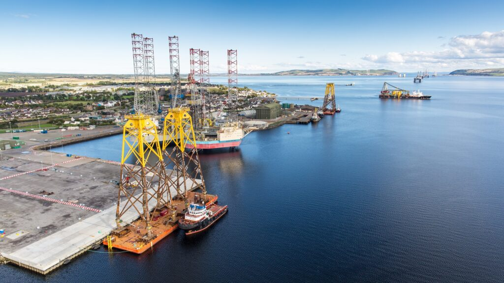 Port of Cromarty Firth, Gen2 join to import green hydrogen