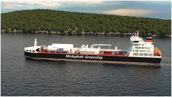 McAsphalt Greenship