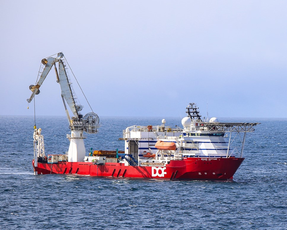 DOF Subsea to work with Shearwater on Petrobras' fields