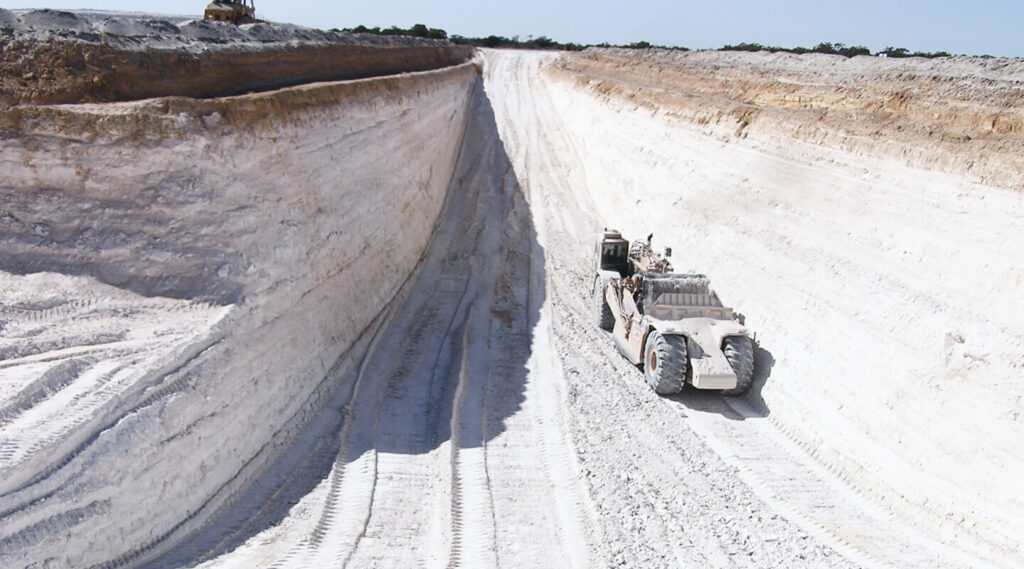 WA Kaolin secures LNG supply for Wickepin project