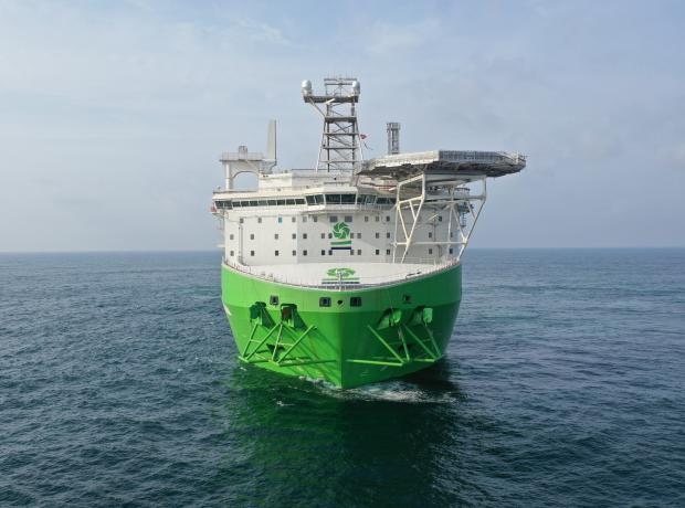 World's largest offshore wind farm reaches major milestone