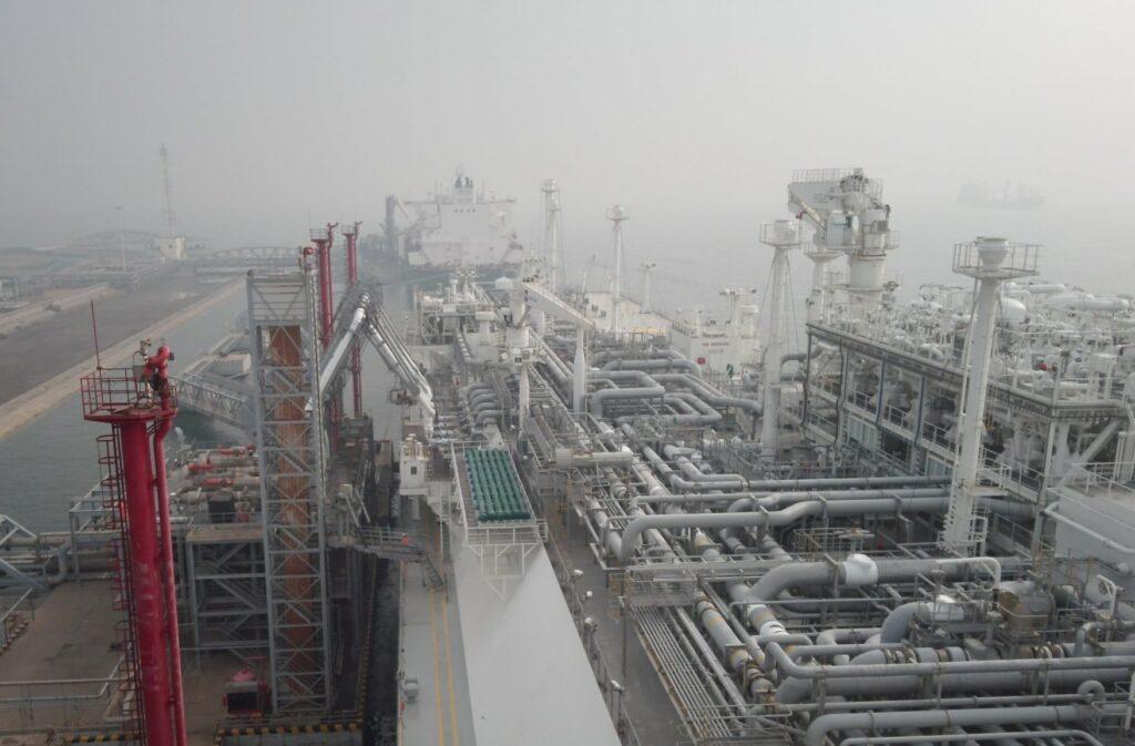 Höegh LNG enters home stretch in Port Kembla FSRU talks