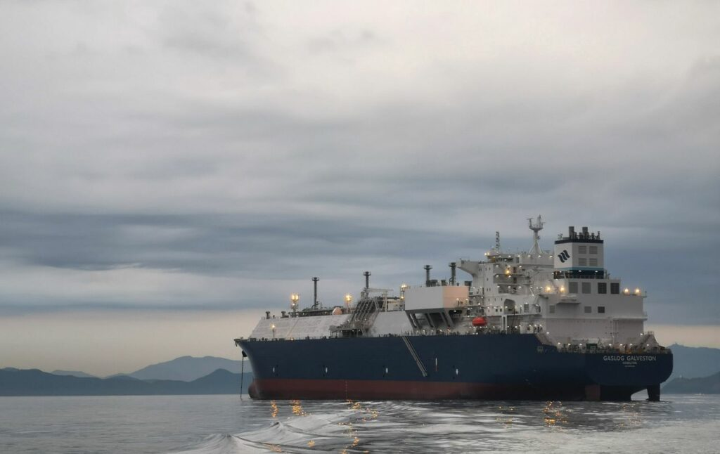 First study into LNG carrier methane emissions wrapped up