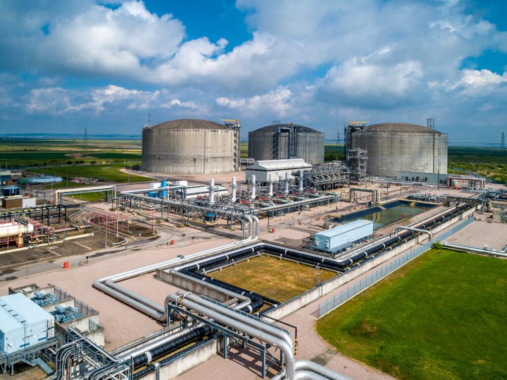 UK's Grain LNG posts utilization records