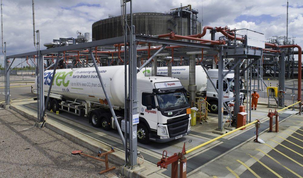 Gasrec hits 10,000 truck loadings at Grain LNG