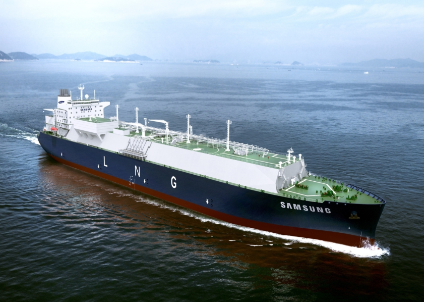 SHI bags order for LNG carrier duo