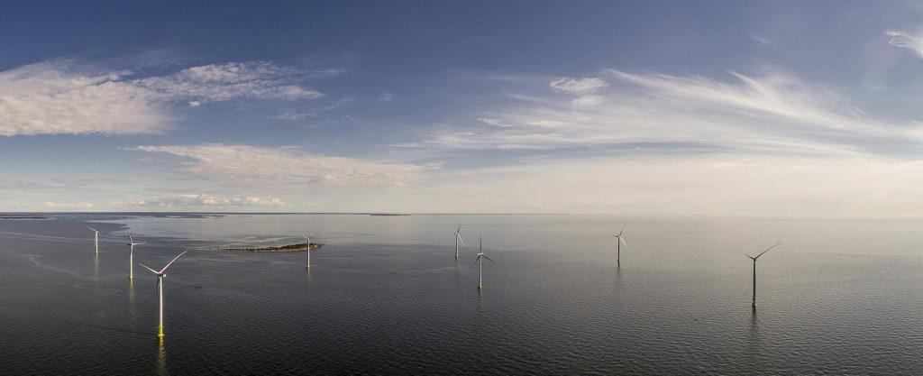 Tahkoluoto,芬兰第一个商业海上风力发电场