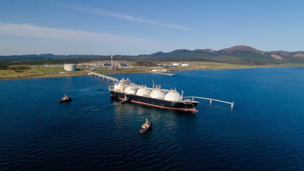Sakhalin Energy ships its 2000th LNG cargo