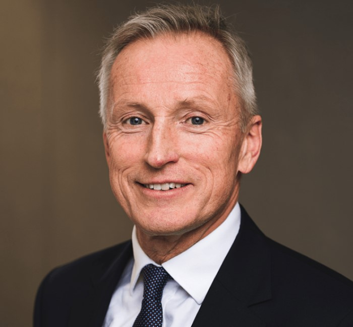 Longboat CEO, Helge Hammer