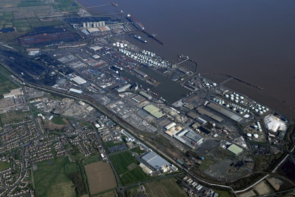 Decarbonising of Port of Immingham bid submitted