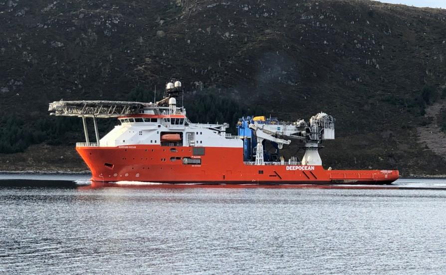 Solstad's Normand Ocean to undergo update as part of new DeepOcean contract