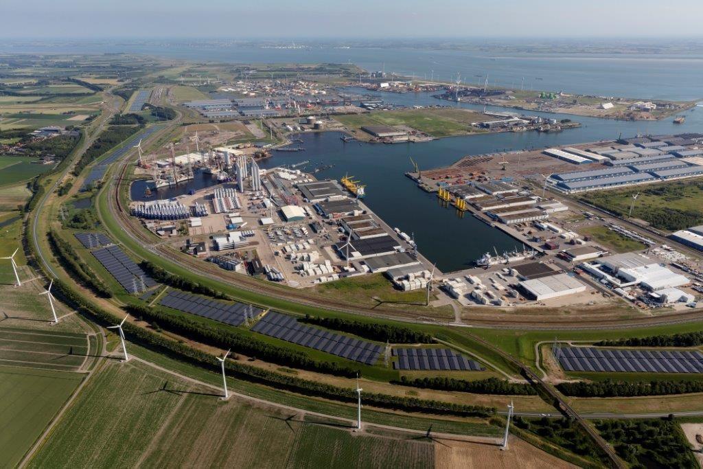 North Sea Port to get hydrogen pipeline network