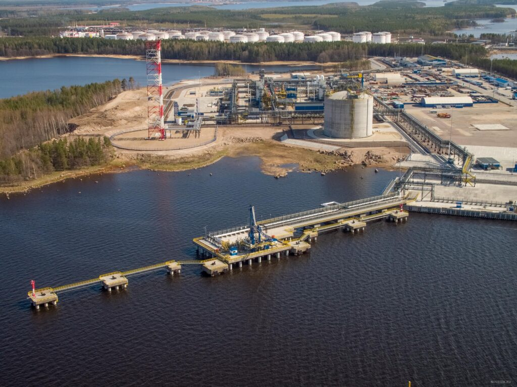 Novatek and Fortum join in on renewable power