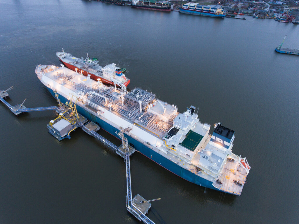 Equinor books Klaipeda LNG terminal capacity