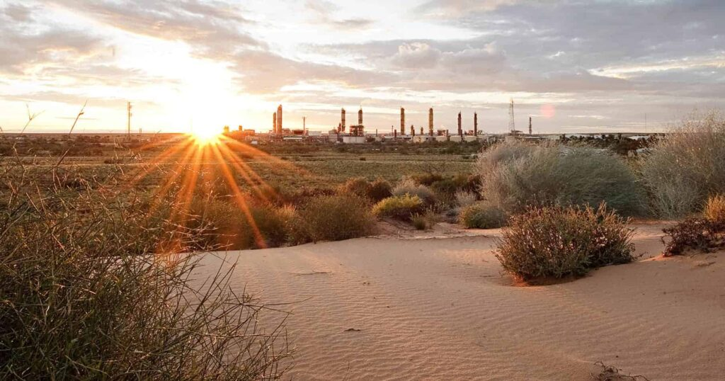 Santos awarded $11.6 million for Moomba CCS project