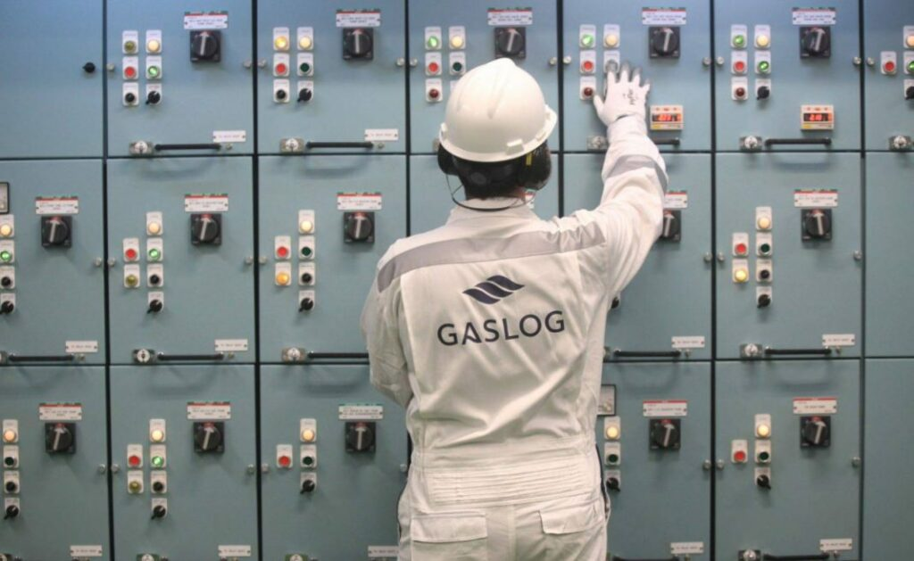 GasLog goes private