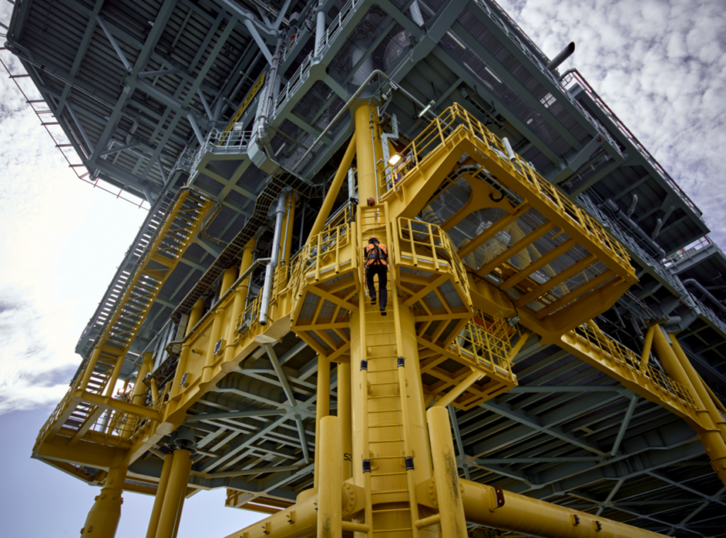 Major offshore platforms EPCI contract up for grabs