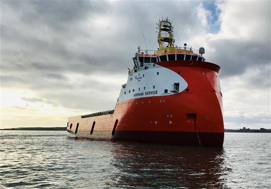 Normand Service PSV - Solstad