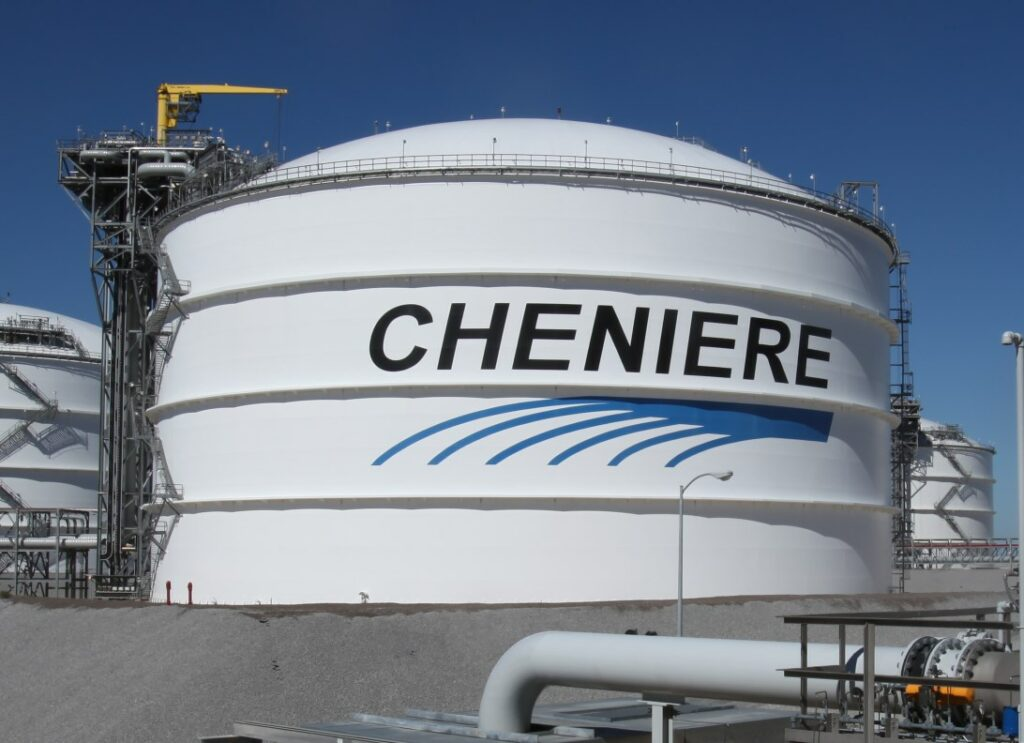 Cheniere to colaborate on monitoring GHG emissions
