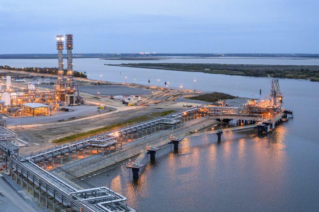 TotalEnergies looks into ammonia as marine fuel