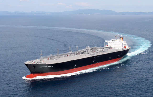 Astmos buys carbon-neutral LPG from Shell