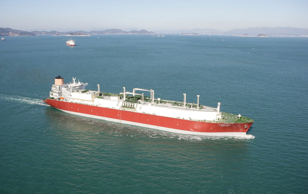 Wärtsilä signs support agreement with Nakilat for LNG carriers