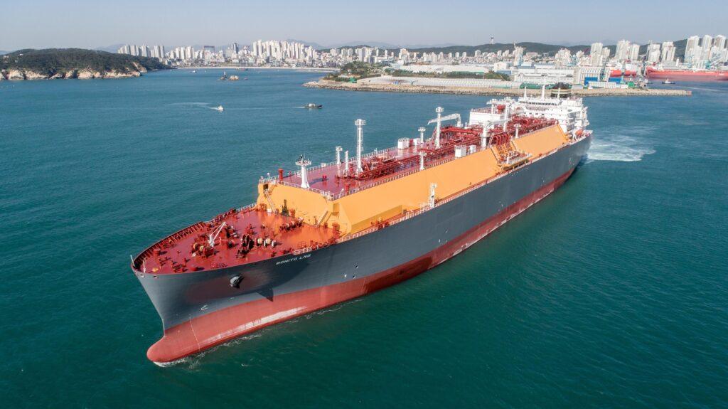 KSOE scores order for 2 LNG carriers