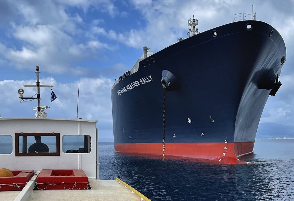 GasLog inks new LNG charter agreement with Cheniere