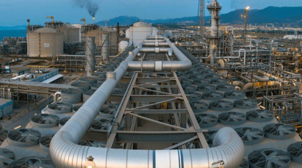 Sonatrach closes Skikda LNG