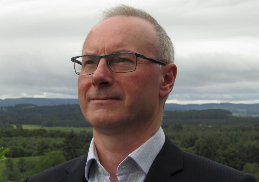 Ian Thomas, Principal Consultant at Vysus Group