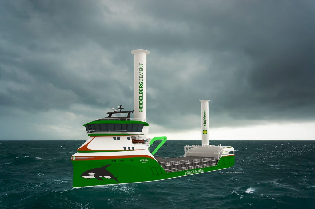 Norway's duo to supply green hydrogen to zero-emission cargo ship