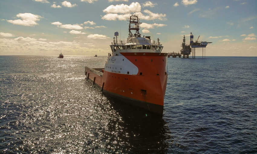 Sea Falcon PSV - Solstad