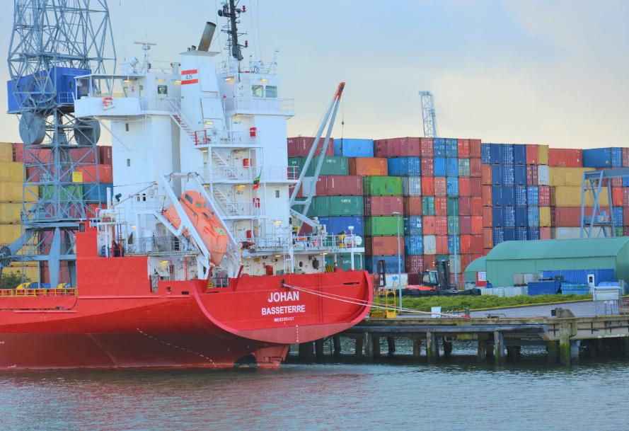 Port of Rotterdam;