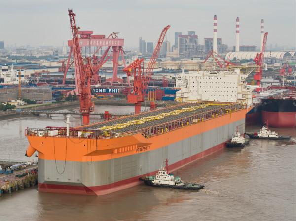 Liza Prosperity FPSO - SBM Offshore
