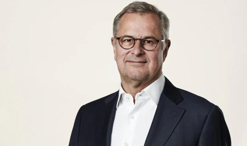 Soren Skou, CEO of A.P. Møller - Mærsk A/S