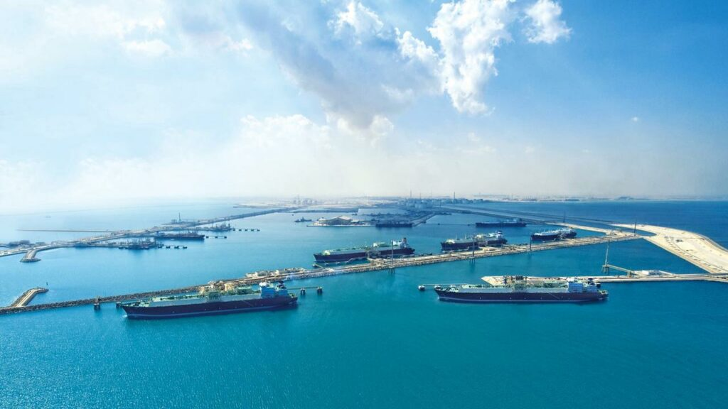 Qatar Petroleum maked deal with Shell on China LNG supply