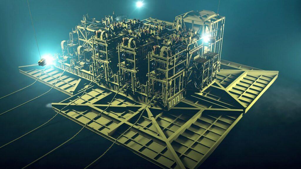 Jansz-Io Subsea Compression Station - Chevron