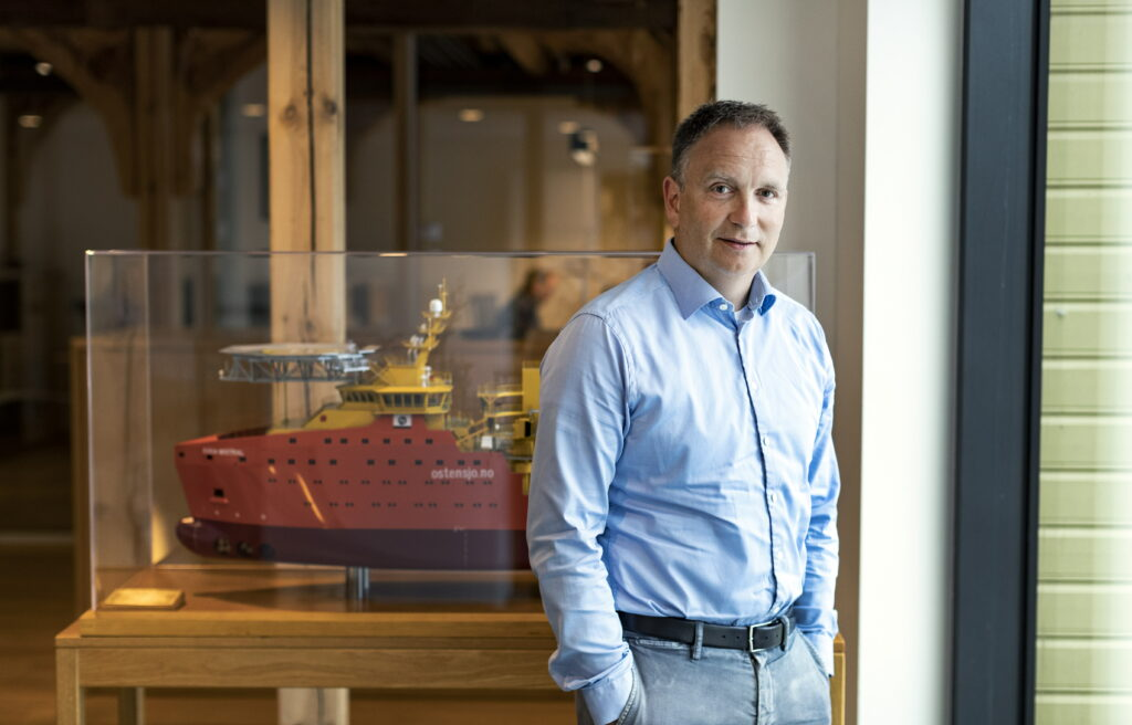 Hydrogenious and Østensjø join in on zero-emission shipping