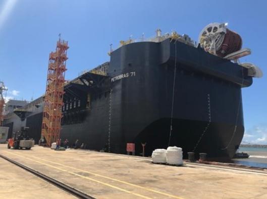 Sembcorp Marine will modify the FPSO P-71