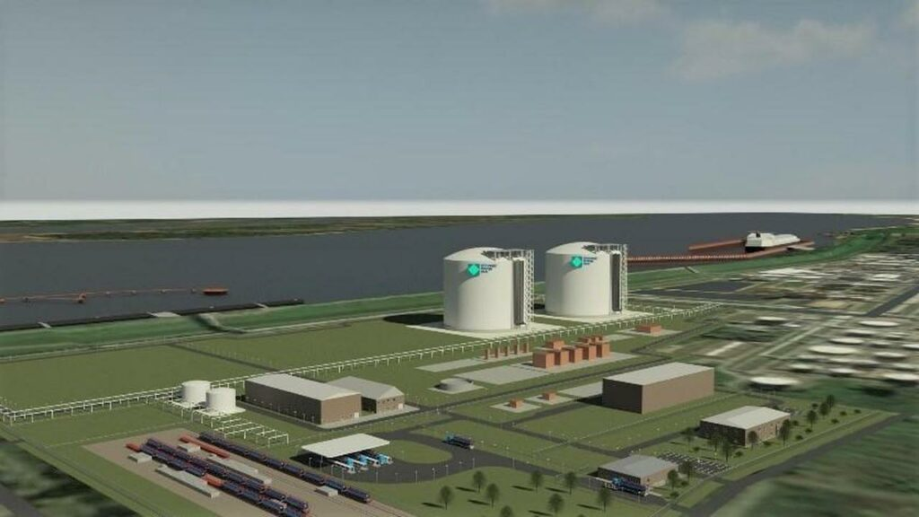 Environmental alliance raises against Canada's and Germany's LNG projects