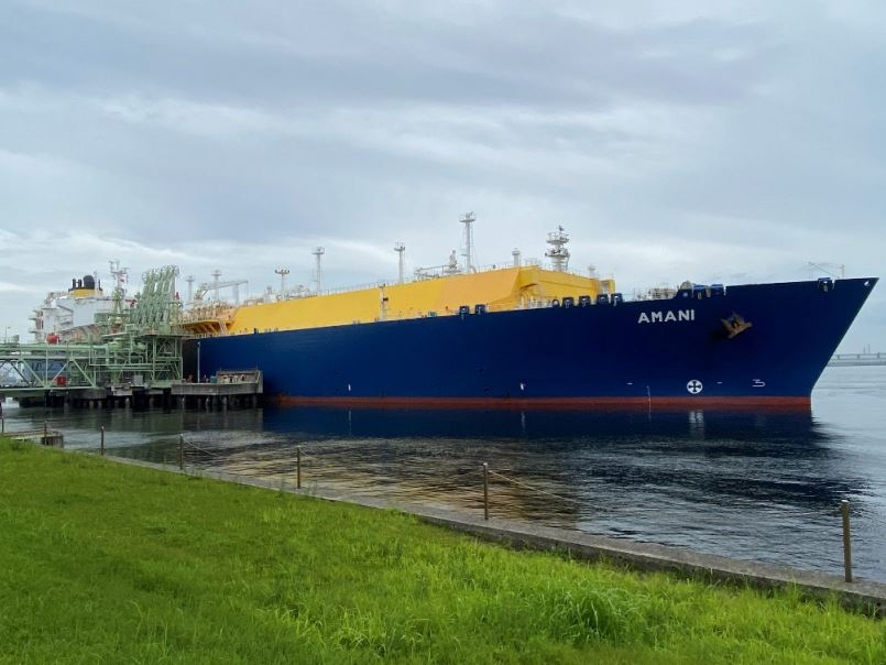 Osaka Gas's first carbon-neutral LNG cargo supplied by Shell