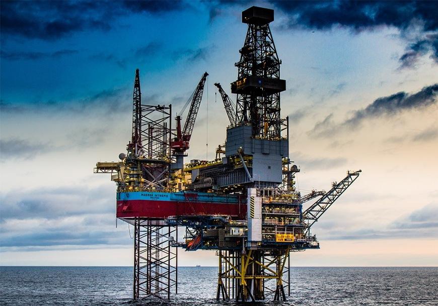 Maersk Intrepid rig