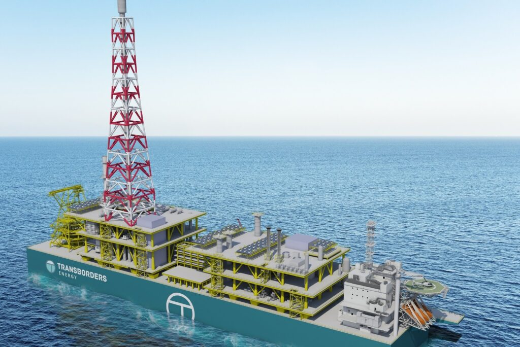Transborders Energy's FLNG solution secures MPS from Australian goverment