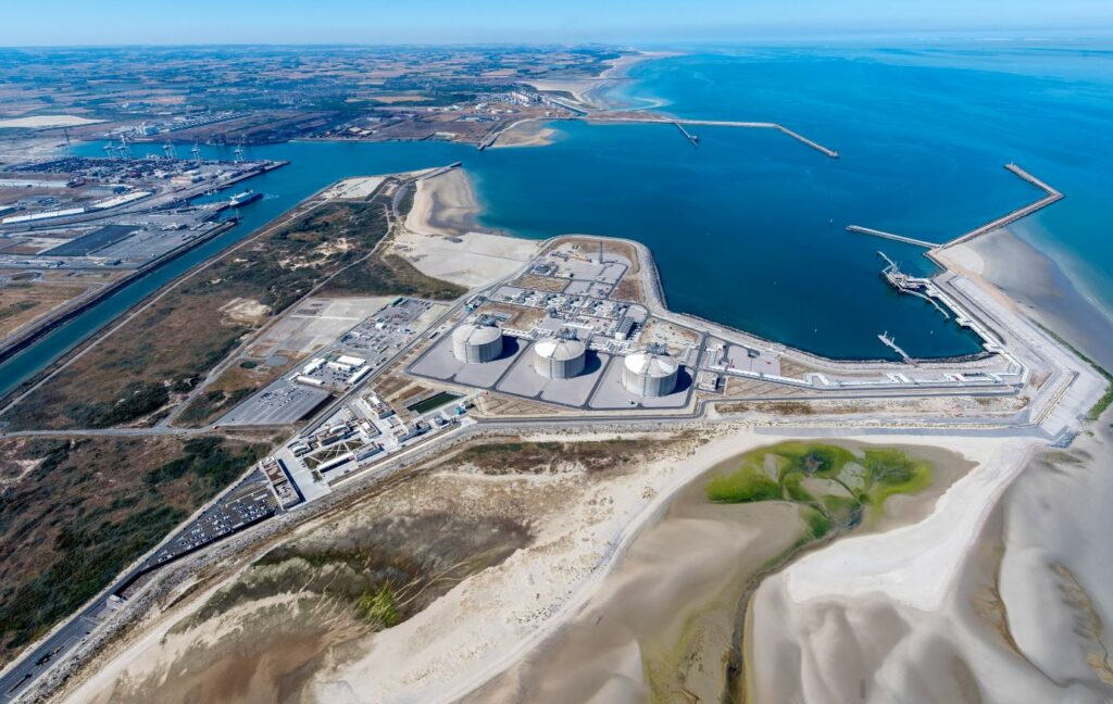 Dunkerque LNG 2022 regasification capacity on offer