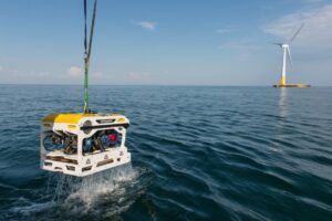 Forssea completes survey of France's first offshore wind turbine