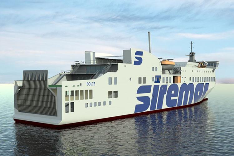 Wärtsilä to provide engines for Italian LNG ferry